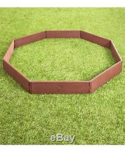 4Sets Raised Bed Garden Box Elevated For Herbs Flowers Vegetables Or Your Design