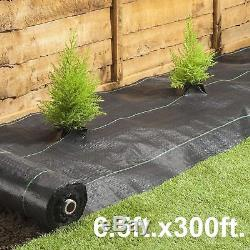 Agfabric Weed Barrier Ground Cover For Weeds Block In Raised Garden Bed Mat