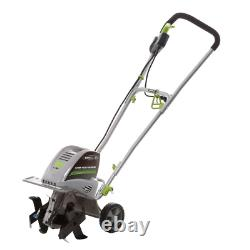 Electric Tiller Rototiller Cultivator Garden Yard Raised Bed Front Tine Tool New