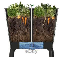 Elevated Garden Bed Raised Grow Flower Vegetables Herb Planter Pot Plants Box