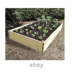 Elevated Raised Garden Bed Planter from our Premier, Thicker Timber Range