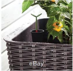 Garden Pots and Planters Raised Bed Planter Tomato Strawberry Herb Large Outdoor