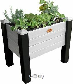 Gronomics MFEGB 24-36 BG Maintenance Free Elevated Garden Bed, 24 x 36 x 32/1