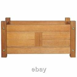 Raised Elevated Garden Bed Planter Box Vegetable Outdoor Plant Herb Grow Pot NEW