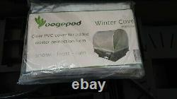 Vegepod Medium Garden Raised Bed Grow Self Watering Container + Winter Cover