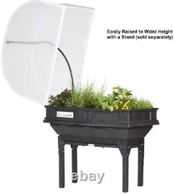Vegepod Raised Garden Bed Self Watering Container Garden Kit With Protective